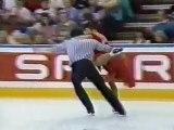Isabelle Duchesnay & Paul Duchesnay (FRA)  World Championships 1990 FD