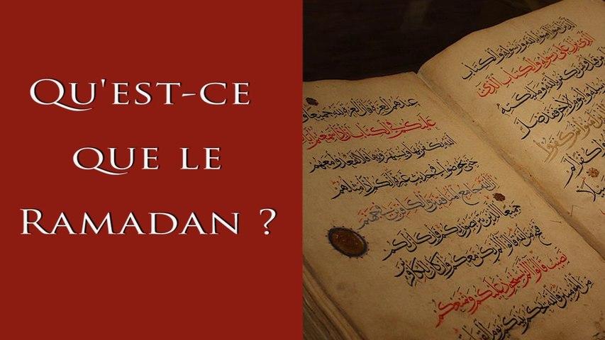 Deux minutes pour comprendre le Ramadan