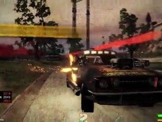 University 2: Vehicle Tactics de Twisted Metal
