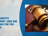 Bankruptcy Attorney Jobs In Smyrna GA