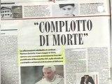 Vatican: no 'plot to kill Pope'