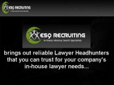 Reliable Lawyer Headhunters