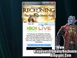 Get Free Kingdoms Of Amalur Reckoning The Destinies Choice Pack DLC - Xbox 360 - PS3