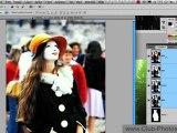 Formation Photoshop 06a par thierry Dambermont - tutorial en francais - Complément d'information sur la transformation manuelle (46 min)