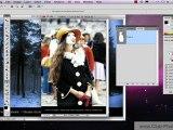 Formation Photoshop 06b par thierry Dambermont - tutorial en francais - Les sélections hybrides (41 min)