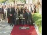 Paul McCartney recibe su estrella en el Paseo de la Fama