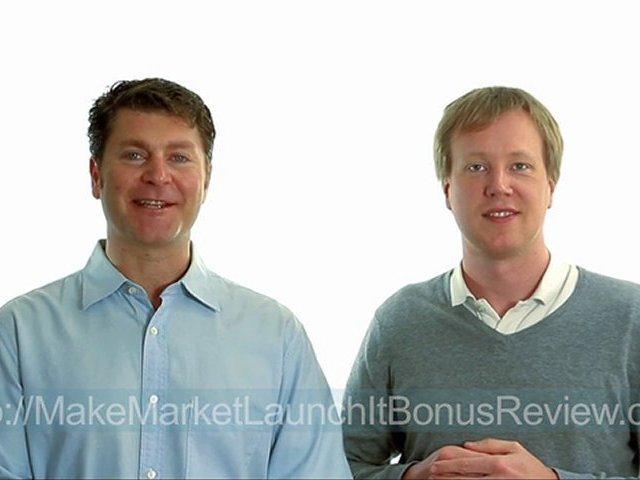 Make Market Launch It Bonus – Phone and Skype Support