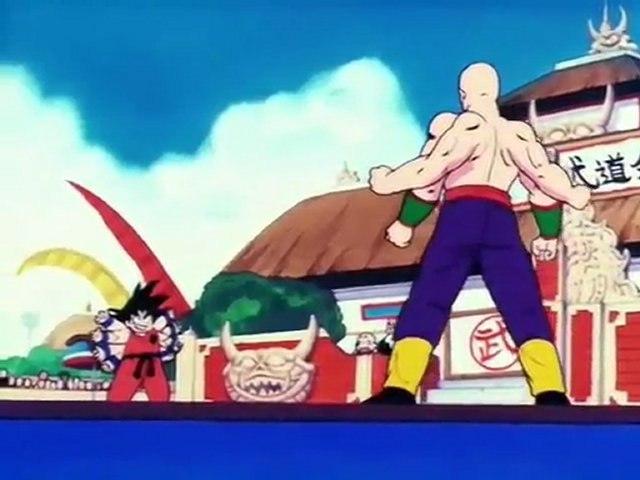 Goku 8 brazos