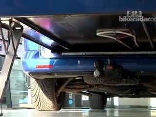 DoubleBack VW Campervan sports extension vehicle