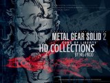 Découverte metal gear solid HD collection: Metal gear solid 2