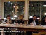 """Café citoyen avec Michèle Delaunay   """"Anorexie mentale : que pouvons-nous faire ?"""""""