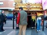 Ensayo Longinos. Ciudad Real. 11 de Febrero de 2012. LA VOZ DEL COFRADE.