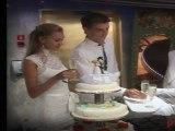 СВАДЬБА НА COSTA CONCORDIA (Our wedding on the Costa Concordia)