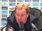 """25e journée - Redknapp """"Concentré sur Tottenham"""""""