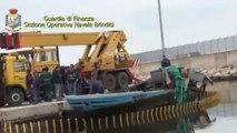Brindisi - Operazioni in materia di tutela dell'ambiente