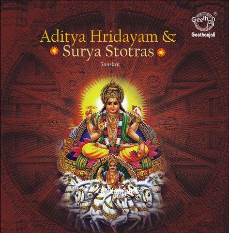 Aditya hridayam & Soorya Stotras — Sanskrit Spiritual