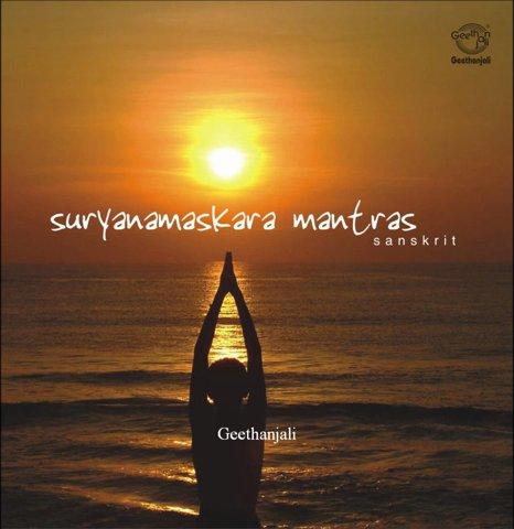 Surya Namaskara Mantras — Sanskrit Spiritual