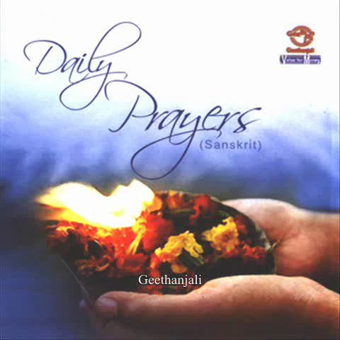 Daily Prayers — Sanskrit
