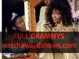 Jennifer Hudson Whitney Houston Tribute Grammy Awards 2012