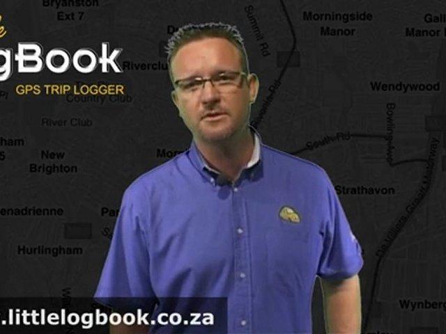 Little Logbook Intro | SARS compliant GPS Logbook