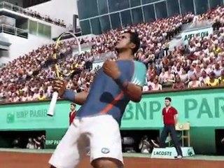Launch Trailer de Grand Chelem Tennis 2