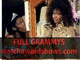 Jennifer Hudson Whitney Houston Tribute Grammys 2012