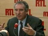 """François Bayrou, président du MoDem, candidat à l'élection présidentielle : """"L'absence de Marine Le Pen serait un trouble"""""""