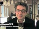Mon idée pour 2012: Cédric Siré, Fondateur et PDG de Webedia