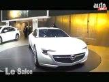 Salon de Genève 2010 : les concepts en vidéo