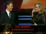 Adele speech Grammy Awards 2012 HD 54th Grammys