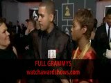 J. Cole Grammy Awards 2012 Red carpet interview HD 54th Grammys