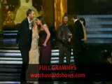 Lady Antebellum acceptance speech Grammy Awards 2012 HD 54th Grammys