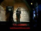 Foo Fighters Grammy Awards 2012 acceptance speech HD 54th Grammys