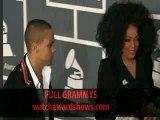 Diana Ross Grammy Awards 2012 HD 54th Grammys