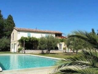Achat  vente villa - mas maussanes les alpilles - ref 820 -  TraditionSud