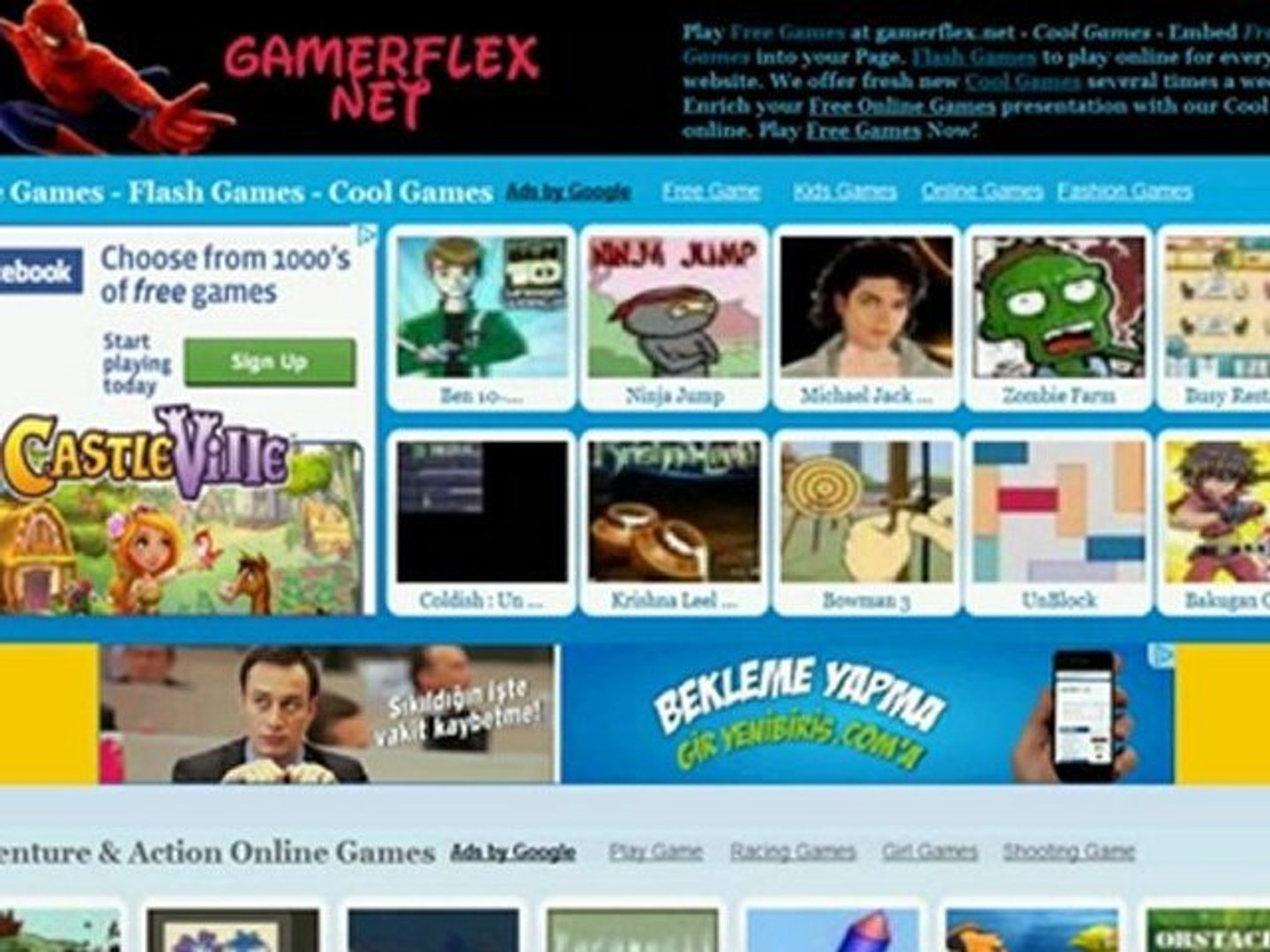Free Online Games | Free Games | Flash Games | Cool Games