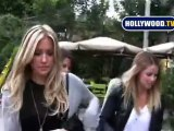 Kristin Cavallari Has Lunch At Catherine Malandrino