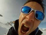 2012-01-21 Snowboarding Session, Orcières