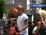 Sean Stewart Caught Smoking In Beverly Hills