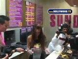 Lindsay Lohan Creates Her MilkShake At Millions Of MilkShakes