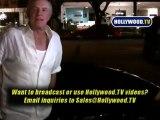 James Caan Talks To Cameras At Madeo Restaurant