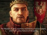 """The Witcher II : Assassins of Kings Enhanced Edition  - Namco Bandai - Carnet des développeurs """"A non linear Story"""""""