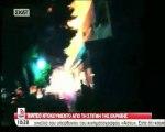 Βίντεο-ντοκουμέντο από την έκρηξη σε καφετέρια στο Χαϊδάρι