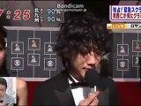 赤西仁めざましグラミー賞黒木メイサ