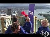 San Valentino, a Sydney uno speed date in cima alla Torre. I single si incontrano a oltre 300 metri di altezza
