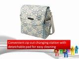 BEST petunia pickle bottom diaper bag - Petunia Pickle Bottom Boxy Backpack in Peaceful Portofino