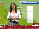 Les Prévisions Météo du 15 février 2012 (Lille)