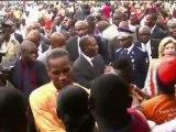 CAN 2012 - Les Ivoiriens sont rentrés