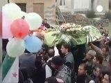 Le régime syrien intensifie son offensive sur Homs...