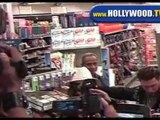 Britney Spears Shopping at Rite Aid Friday Night